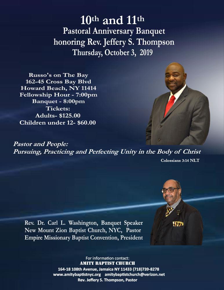 Amity Baptist Church – Jamaica NY 11433 – Christ Center Church for